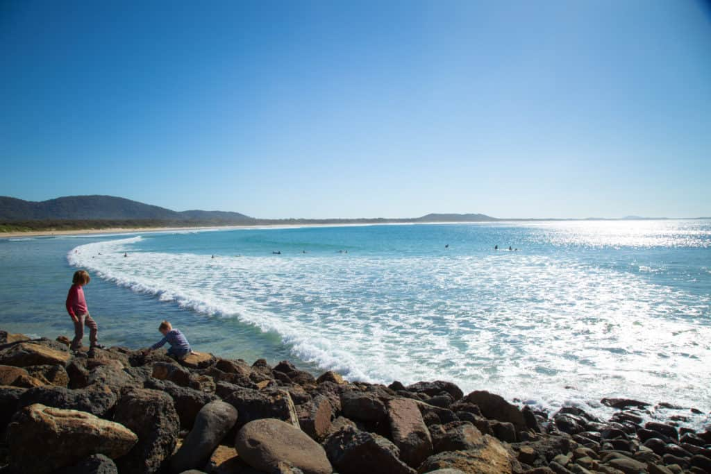 TravelwithMeraki- Crescent Head- NSW - Australia