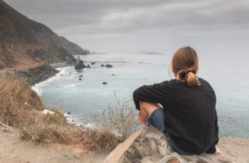 Lookout - Big Sur - Higway 1 - California - USA