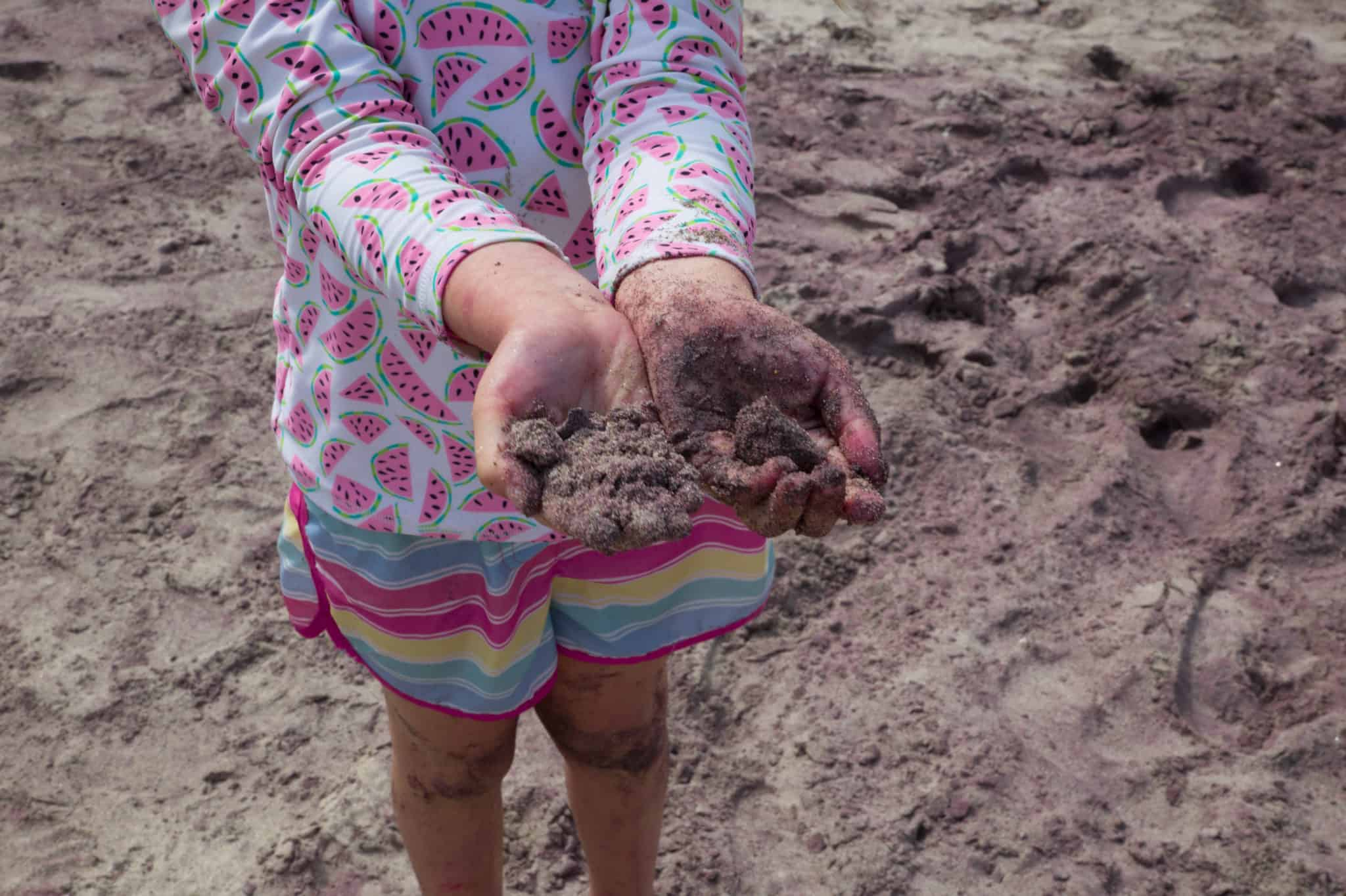 Purple Sand - Pfeffier Beach - Big Sur - Higway 1 - California - USA