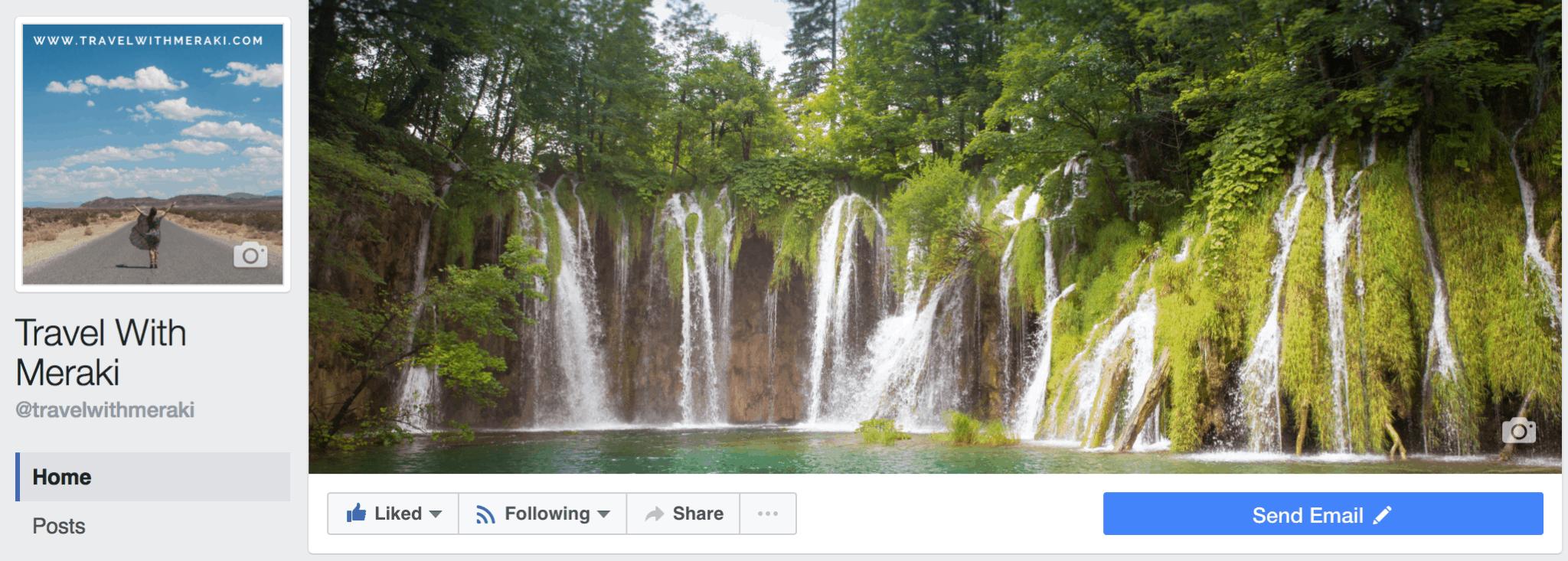 Travel with Meraki Facebook