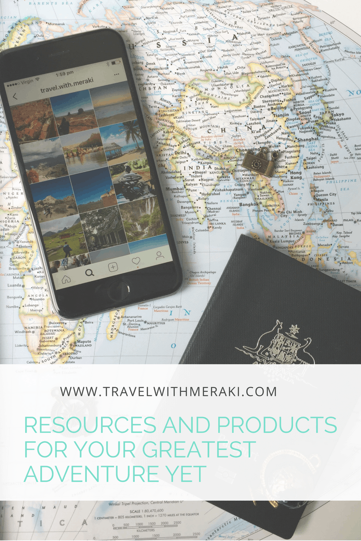 Travel Resources and Products. Travelwithmeraki