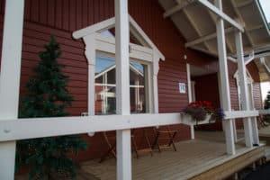 Santas Village Accommodation. Rovaniemi