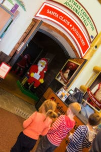 Visiting the Real Santa Claus in Rovaniemi