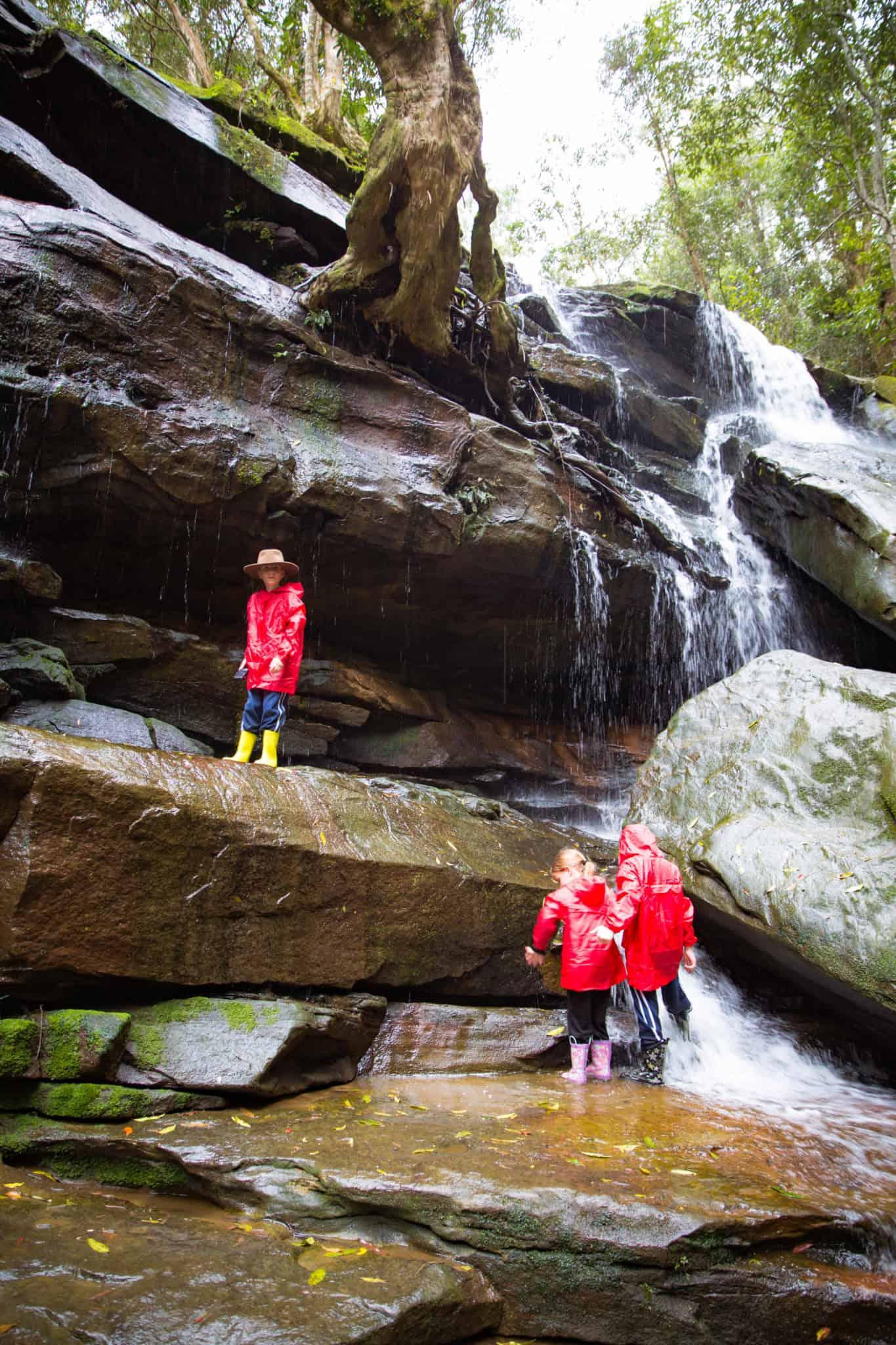 Travel With Meraki - Somersby Falls - Central Coast - NSW - Australia