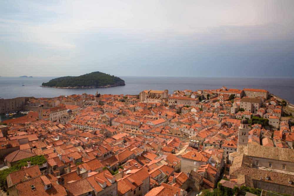 1 day itinerary for dubrovnik croatia