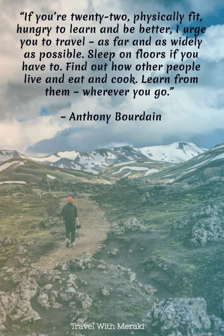 Amazing travel quotes