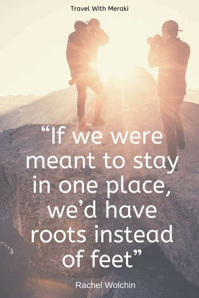 Travel Quotes You NEED to read. Find more on our post. #travelquotes #wanderlustquotes #inspirationalquotes #travel #wanderlust
