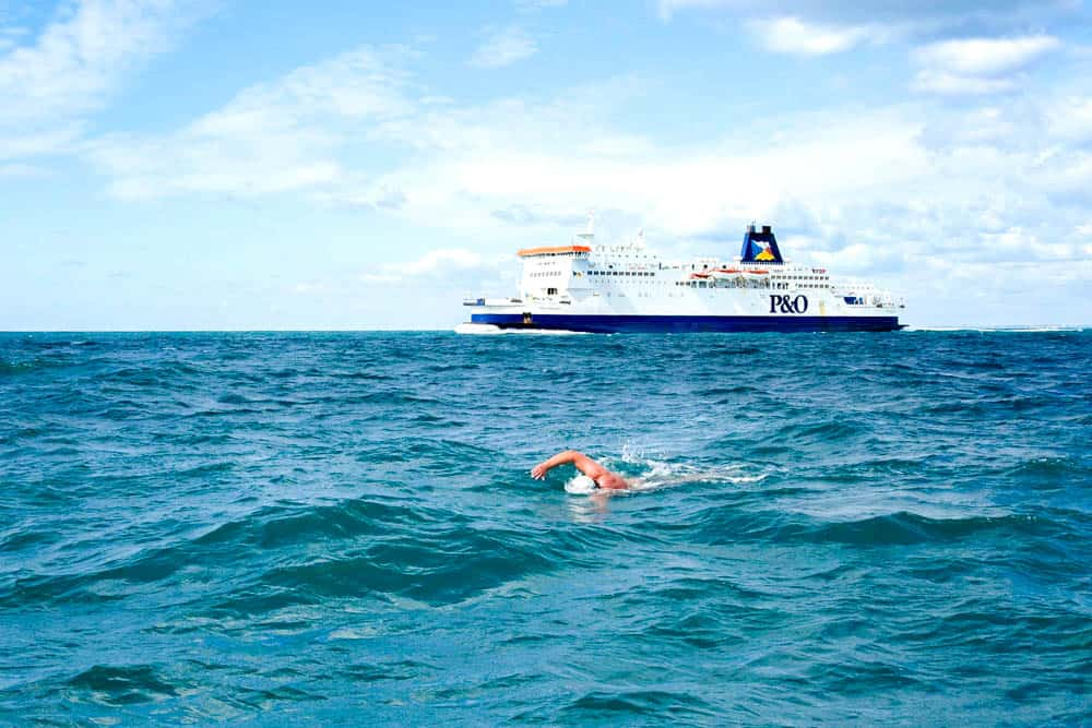 English Channel Swim