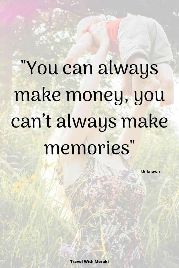 Quotes About memories with kids