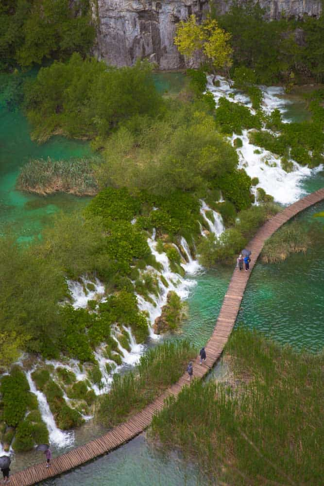 plitvice lakes croatia how to get there