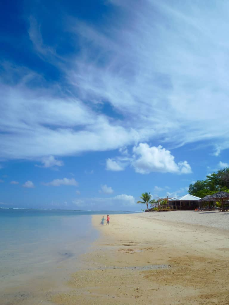 best beaches in samoa