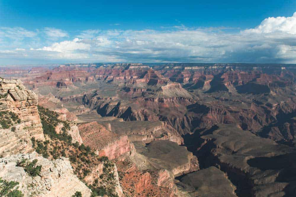 best way to see grand canyon with kids