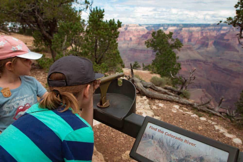 grand canyon geology for kids