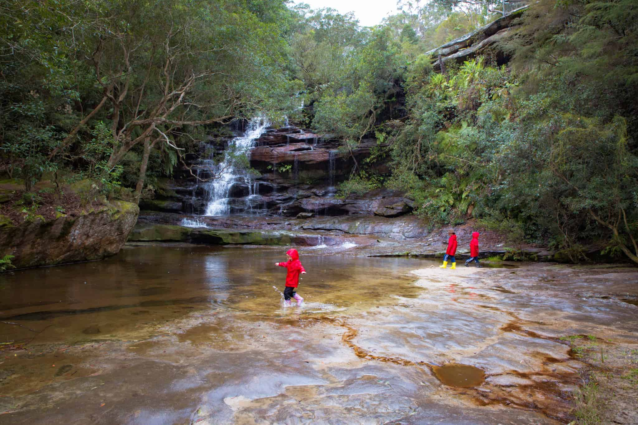 Travel With Meraki - somersby waterfall - Central Coast - NSW - Australia