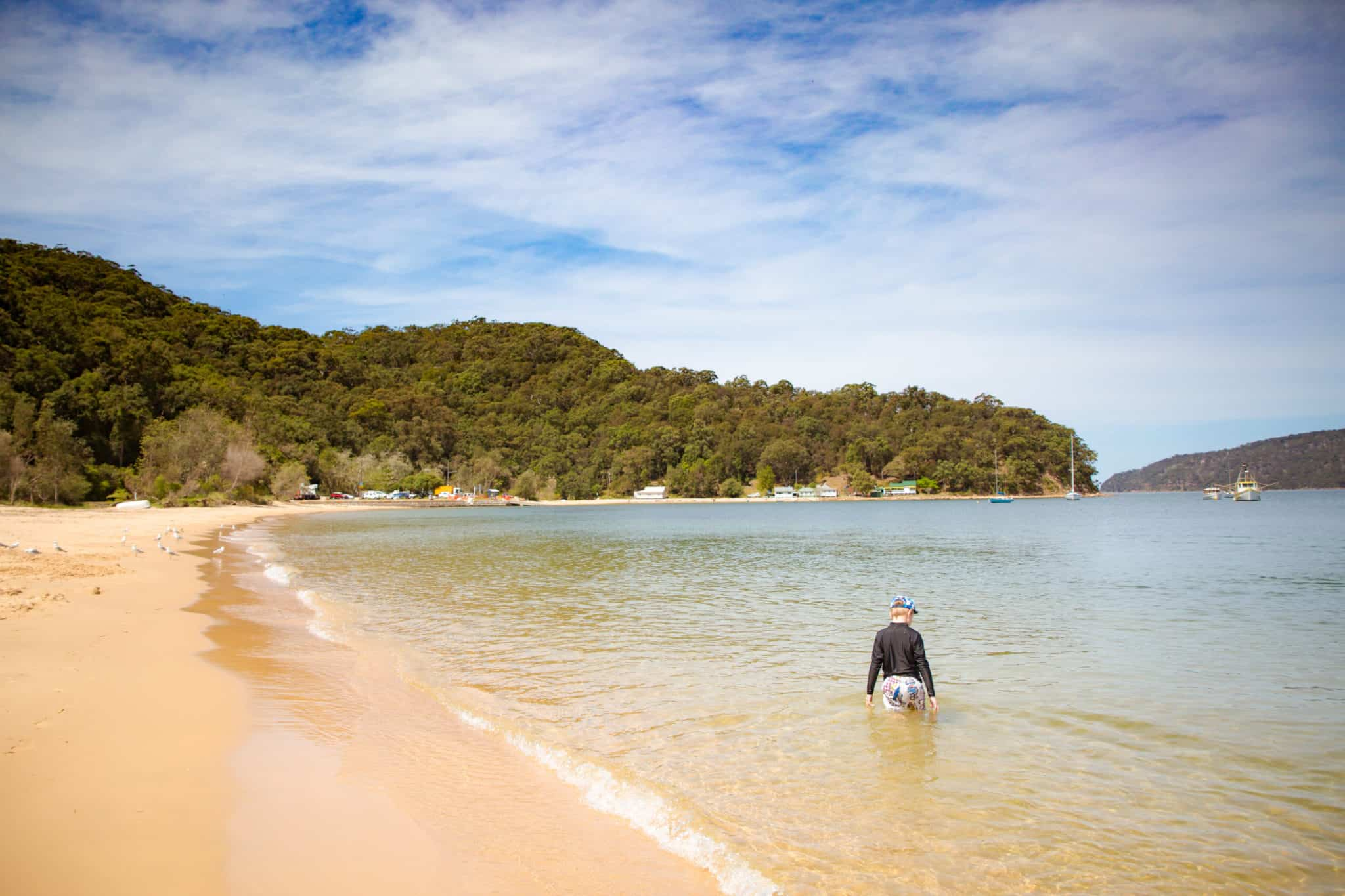 Travel With Meraki - Patonga Beach - NSW - Australia