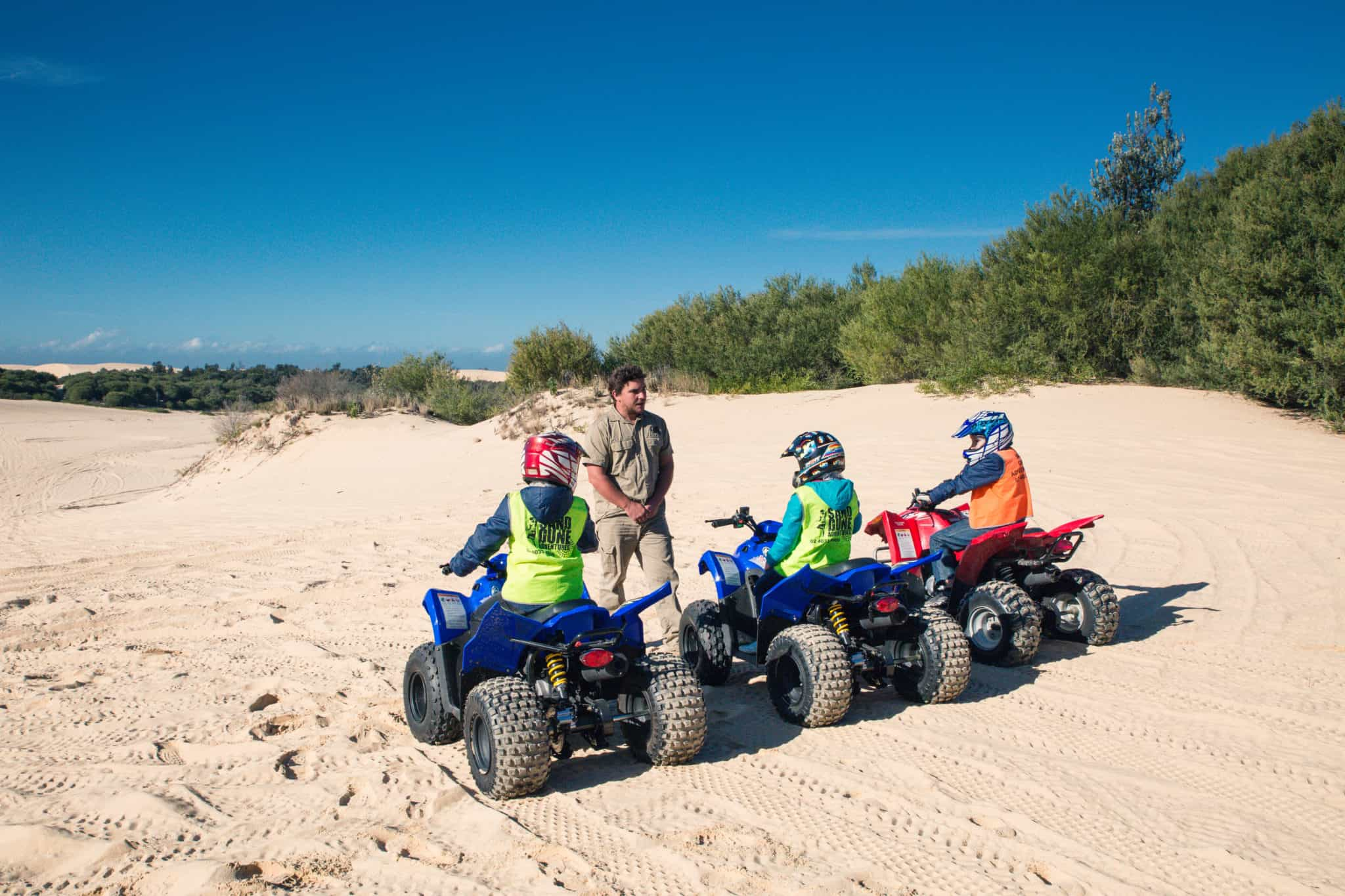 best kids quad bike