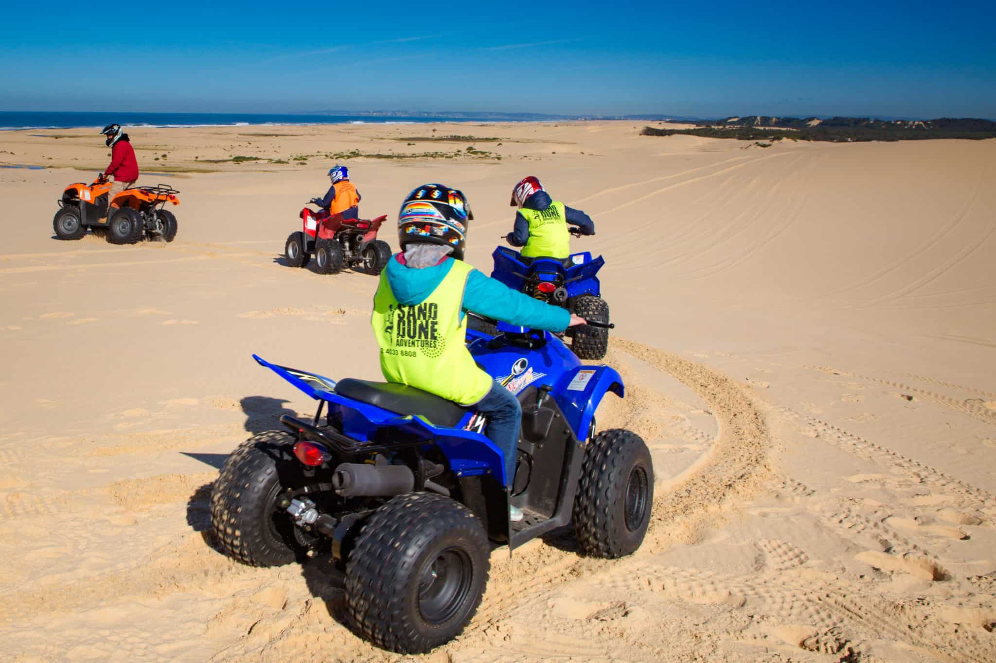 quad biking sydney