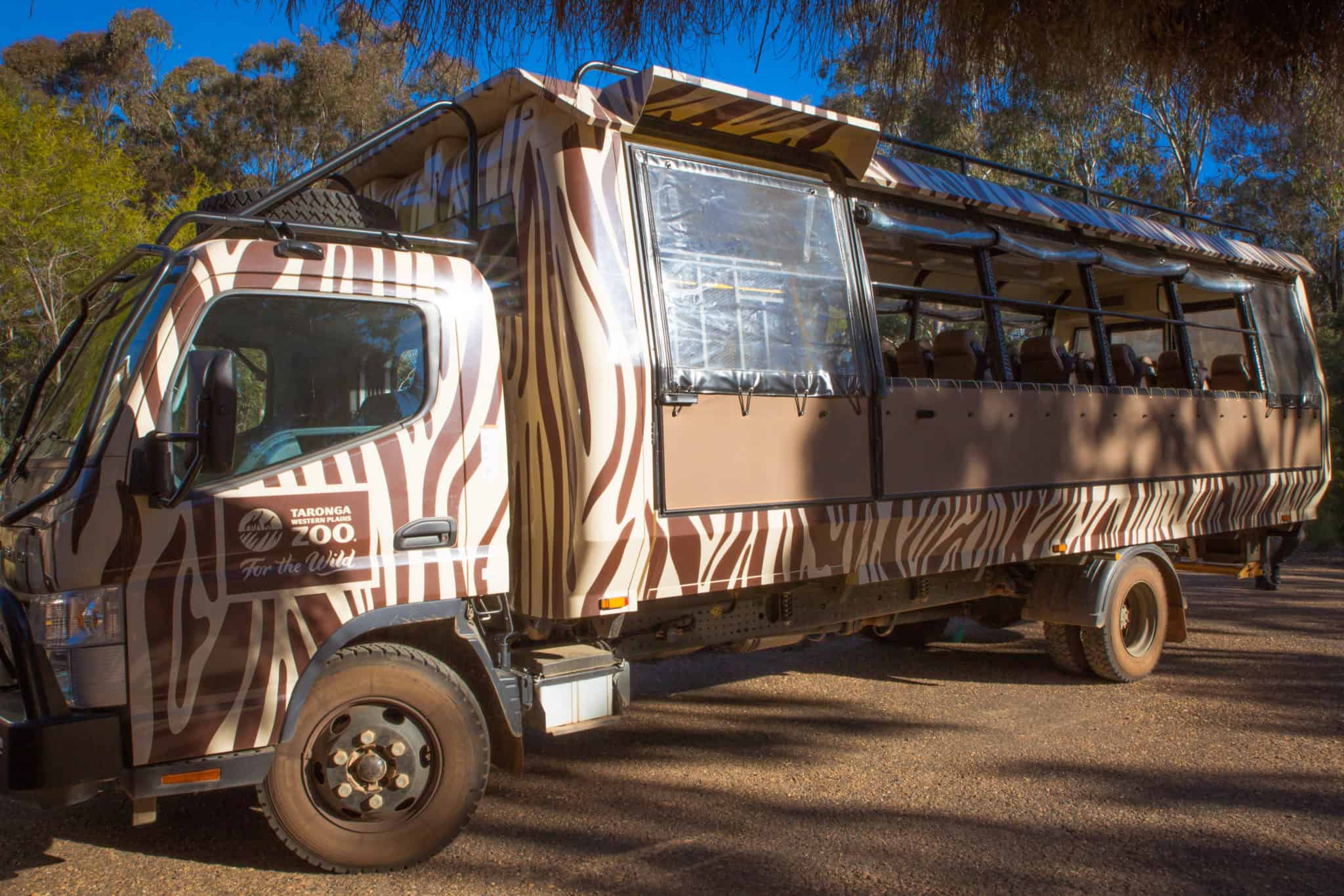 Travel With Meraki- Taronga Western Plains Zoo Dubbo Australia Zoofari Animal View Lodge