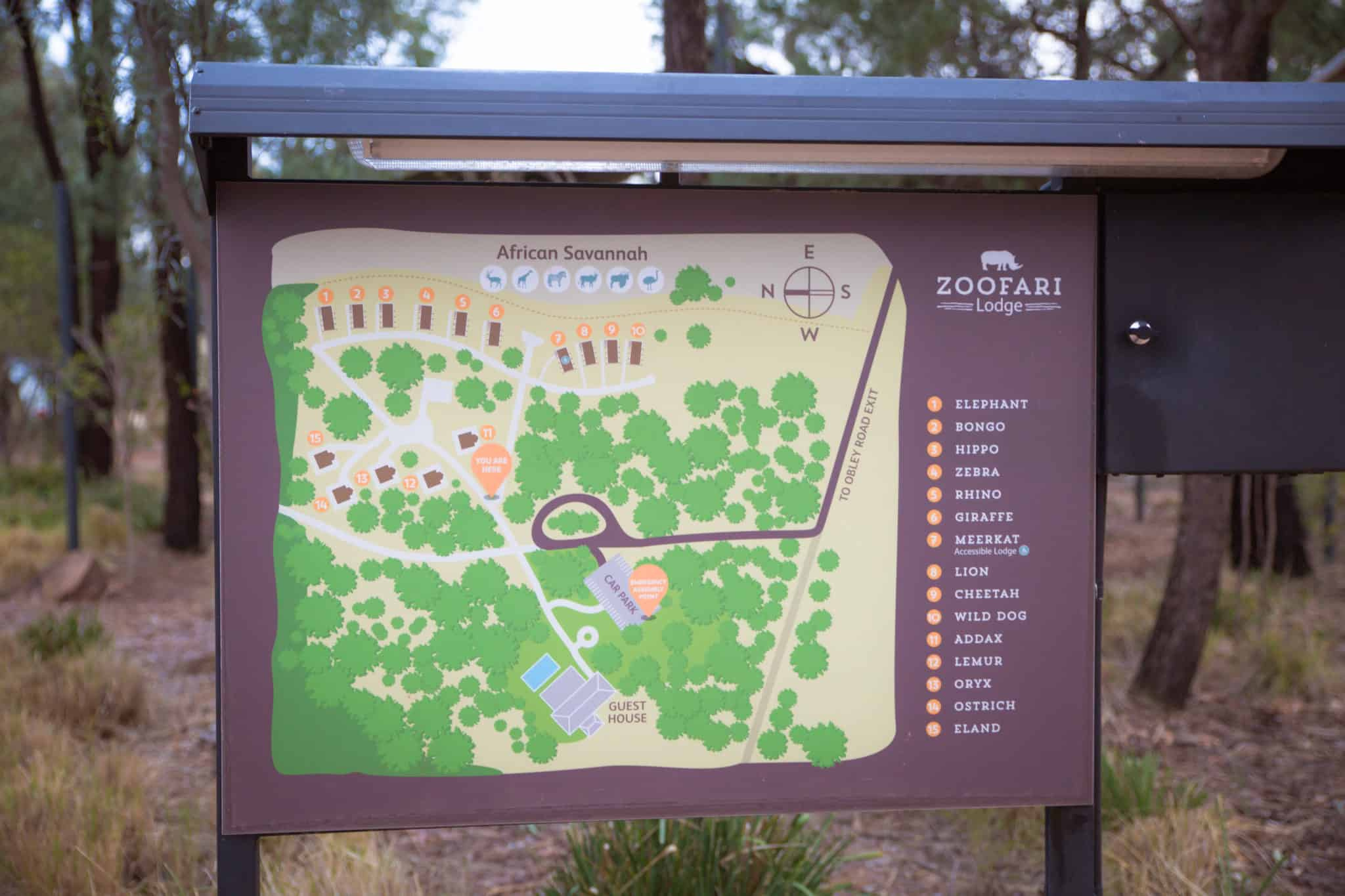 Travel With Meraki- Taronga Western Plains Zoo Dubbo Australia Zoofari Lodge