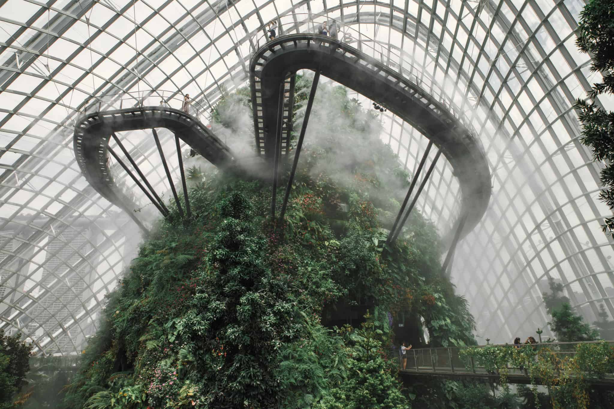 Travel With Meraki - Gardens By The Bay - Singapore