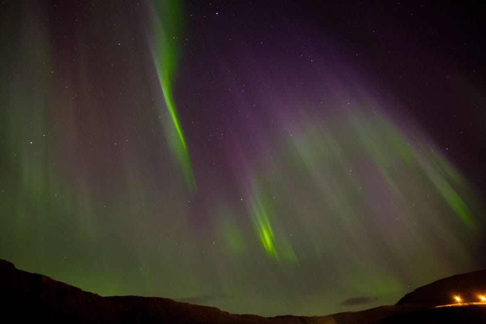 Can You See the Northern Lights In Iceland?