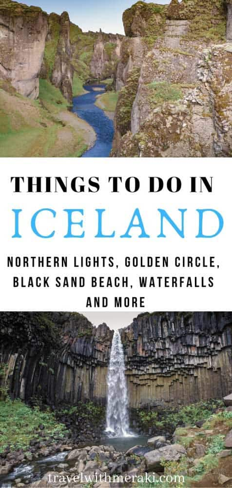 Things to see Iceland