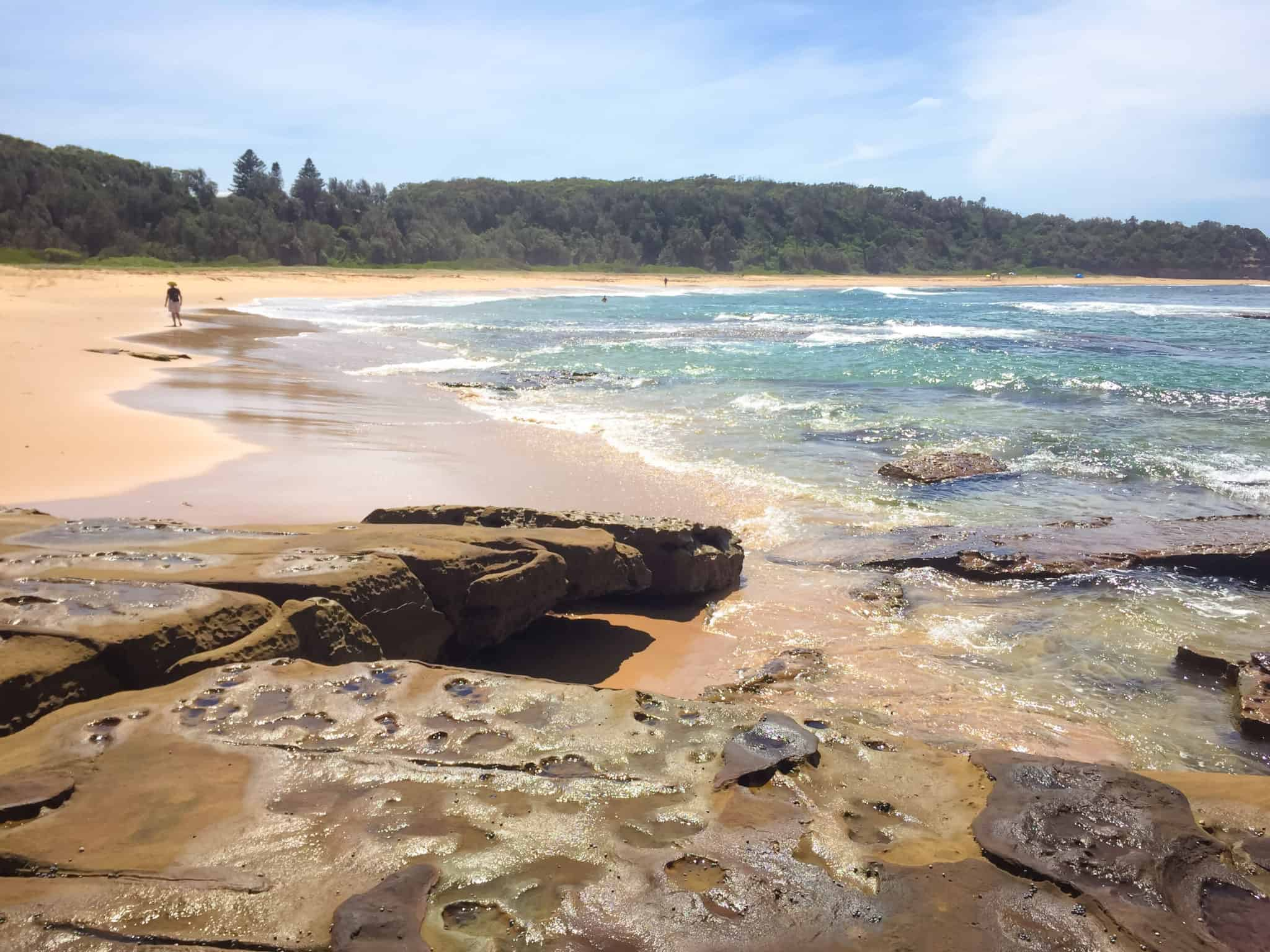 Travel With Meraki - Bateau Bay Beach - Central Coast - NSW - Australia