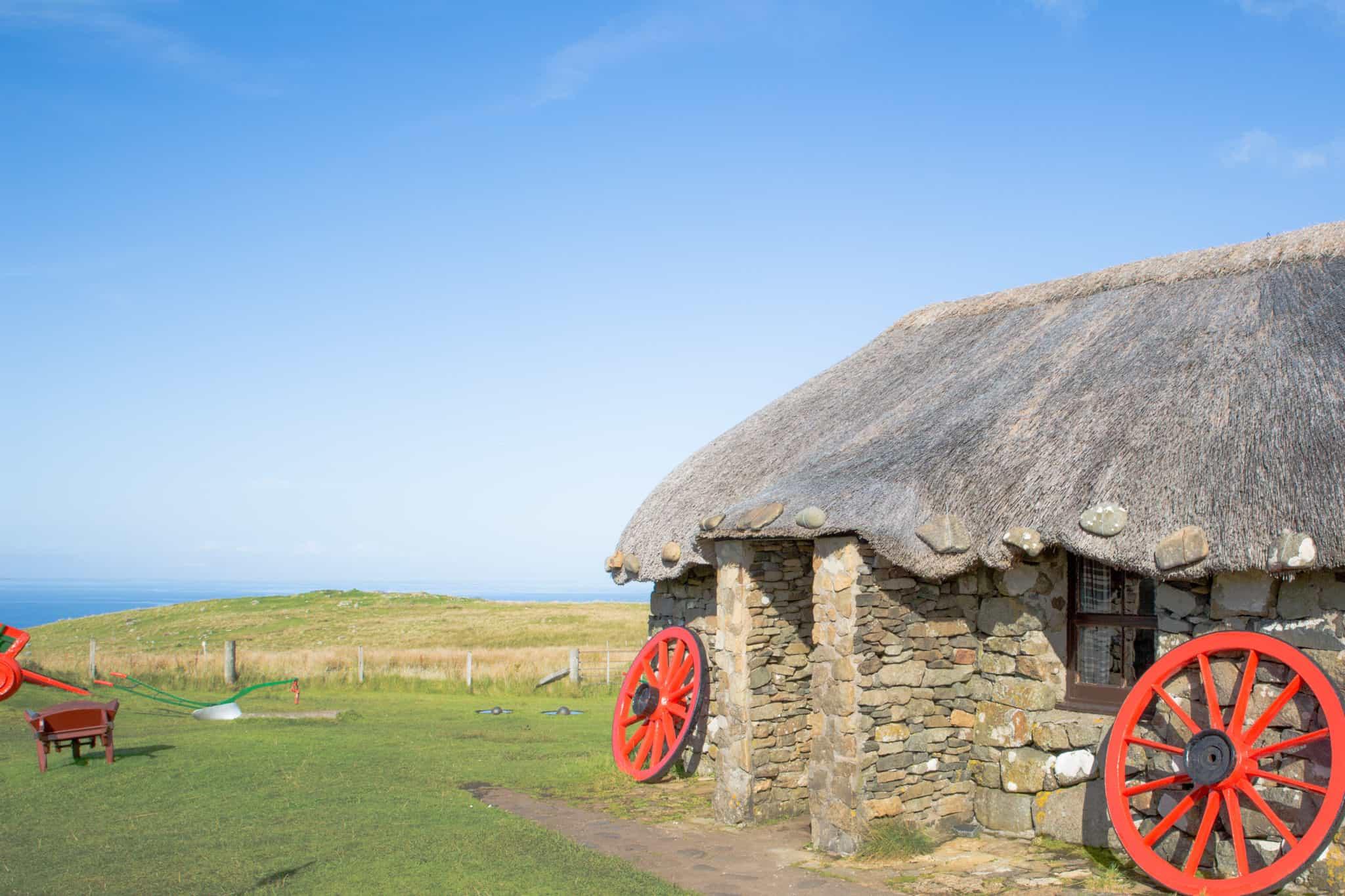 Travel With Meraki - Isle Of Skye - Highlands - Scotland - Skye Museum Of Island Life