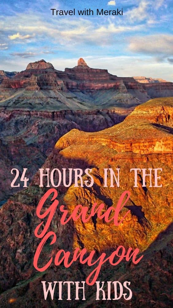24 hours at grand canyon