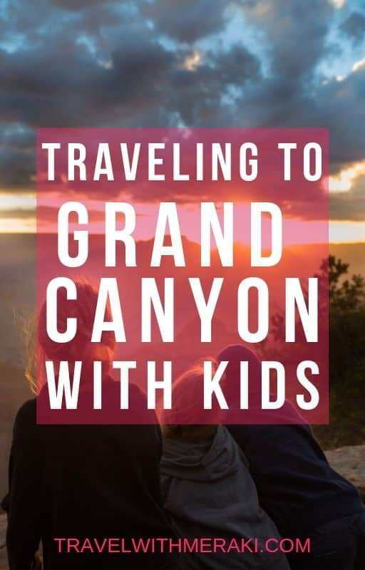 grand canyon for families