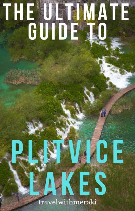 Guide to plitvice lakes
