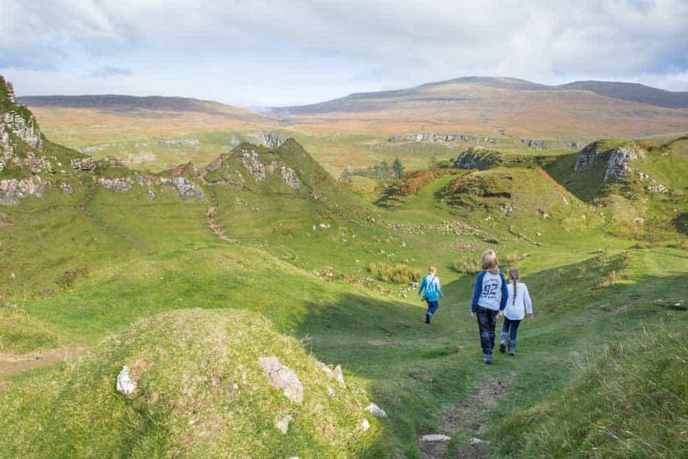 Things to do Isle Of Skye Scotland