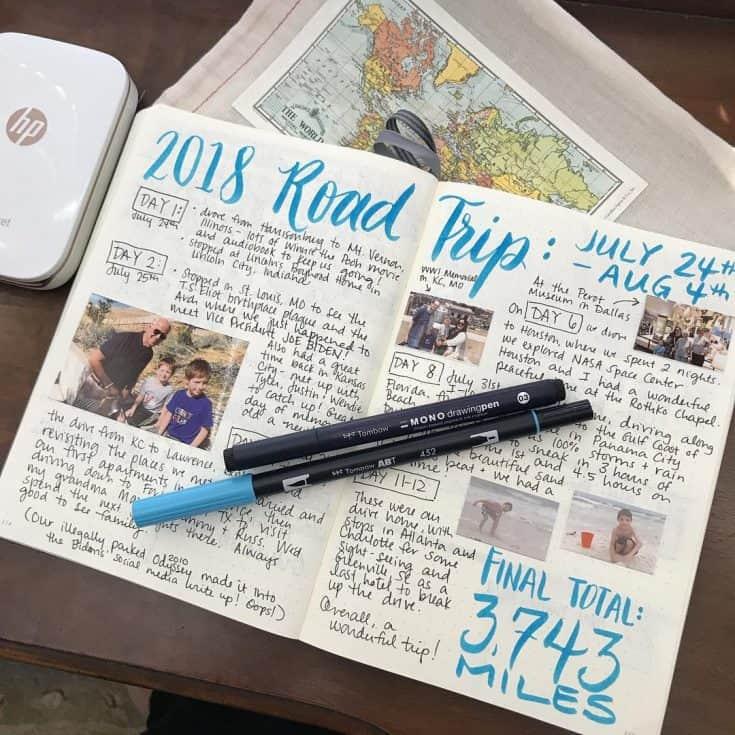 Road Trip Diary