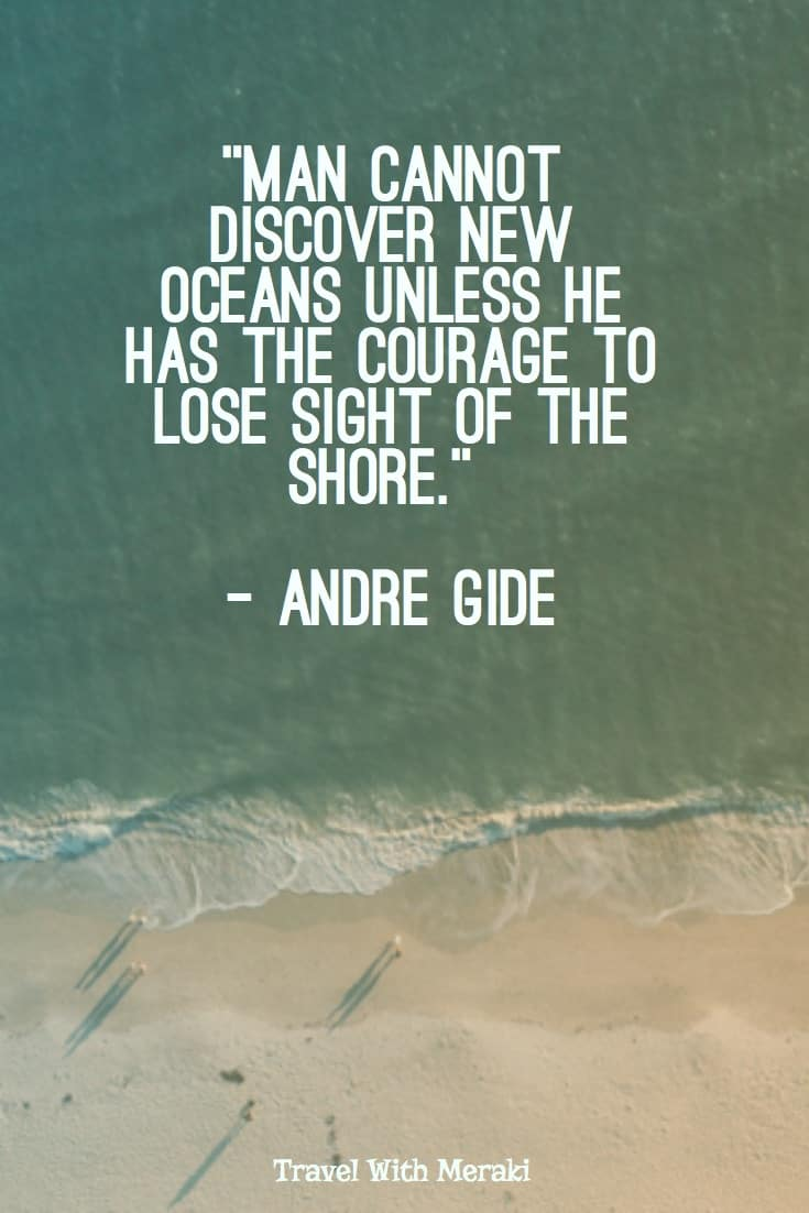The best quotes about adventure
