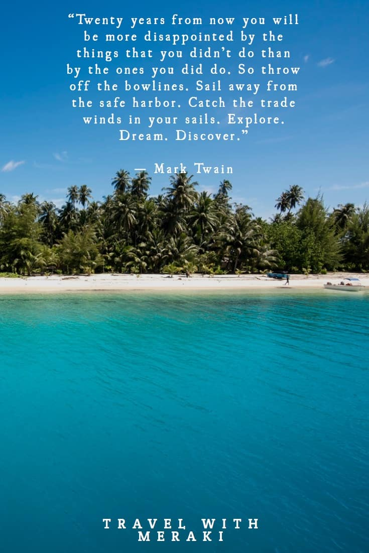 Twain Travel Quote