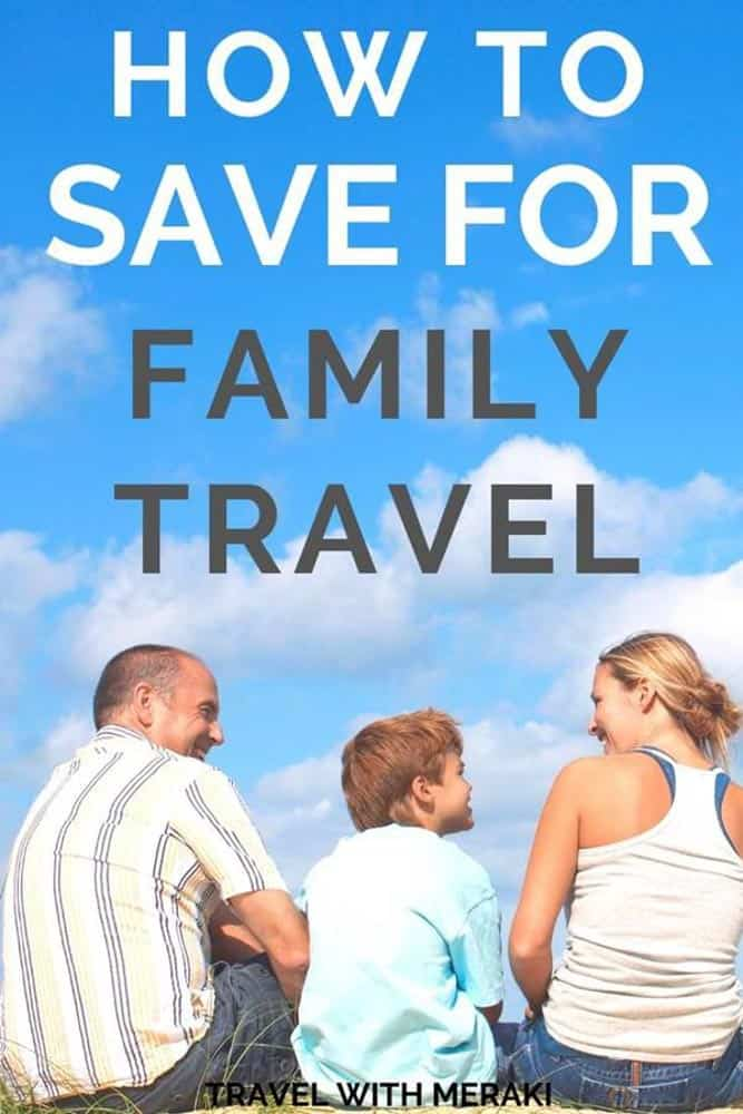 How to save for your next family vacation, Easy money saving tips for travel. #travelsaving #savingfortravel #travelfund #travelbudget #moneysaving #savinghacks #savingtips #moneyfortravel #moneytotravel #savefast #savingsideas #savingfortravel