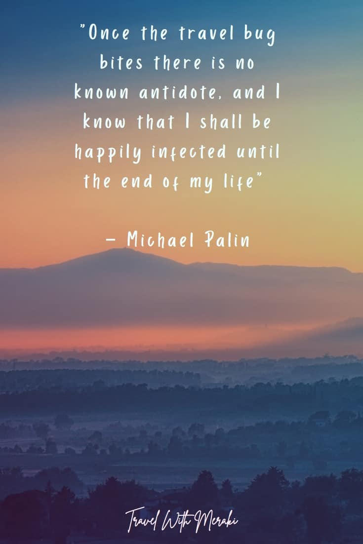 Michael Palin Quote