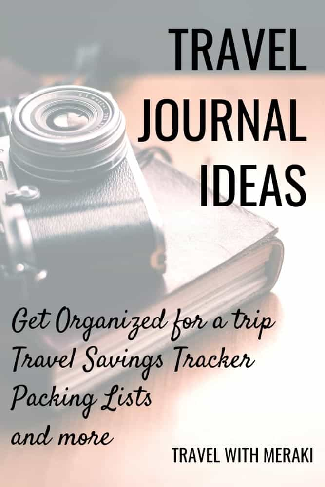 Travel Journal ideas you need to try. Find what your should include in your travel journal, travel journal spreads and more. #traveljournal #traveljournalideas #traveljournaldiy #traveljournalinspiration #travelbulletjournal