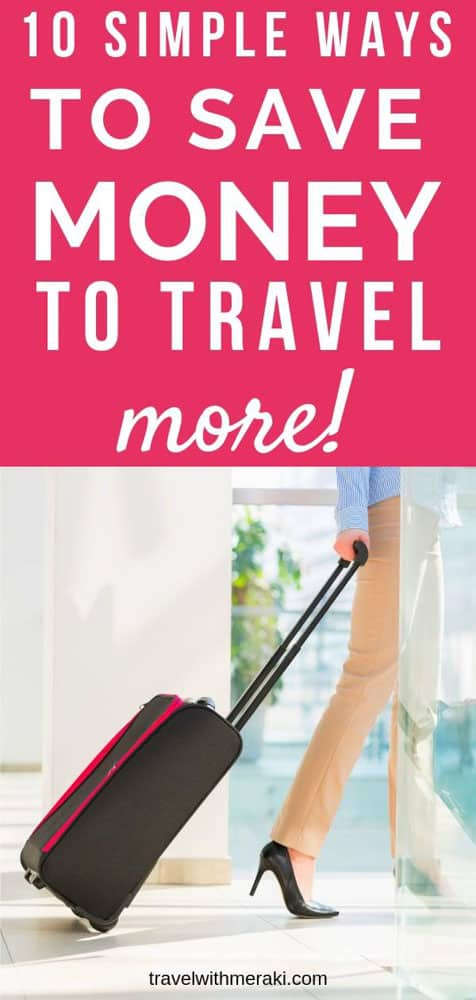 How to save money for travel, without giving up your life or coffee. #travelsaving #savingfortravel #travelfund #travelbudget #moneysaving #savinghacks #savingtips #moneyfortravel #moneytotravel #savefast #savingsideas #savingfortravel