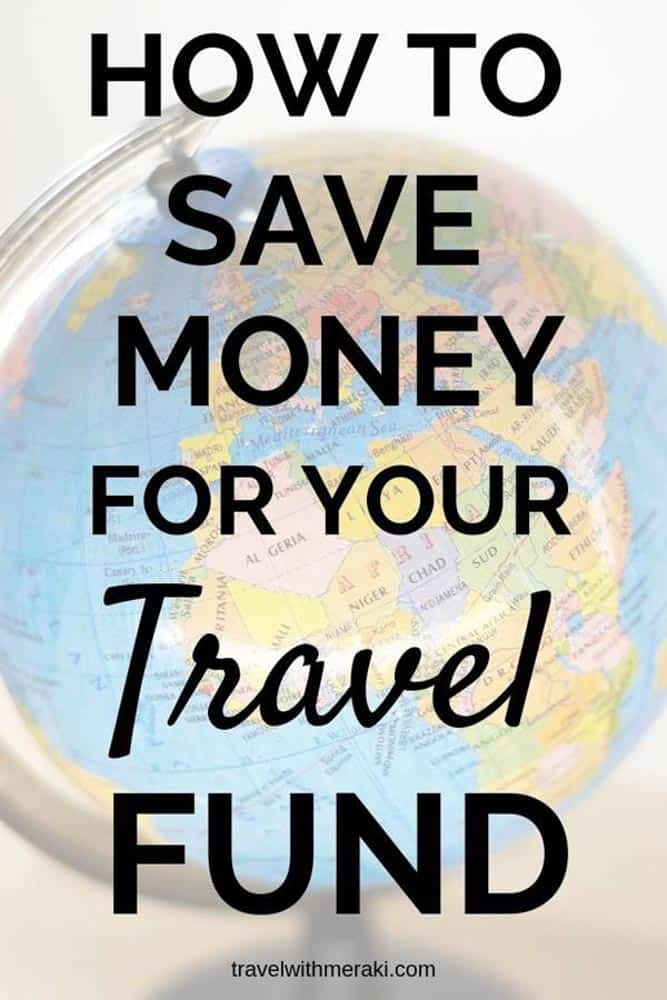 Realistic Travel saving ideas to help you get your travel budget. Easy saving hacks for REAL people. #travelsaving #savingfortravel #travelfund #travelbudget #moneysaving #savinghacks #savingtips #moneyfortravel #moneytotravel #savefast #savingsideas #savingfortravel