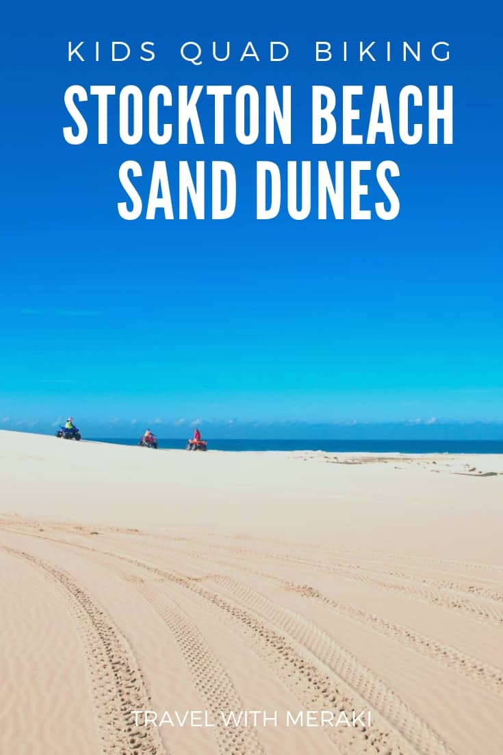 Quad Biking Sand Dunes