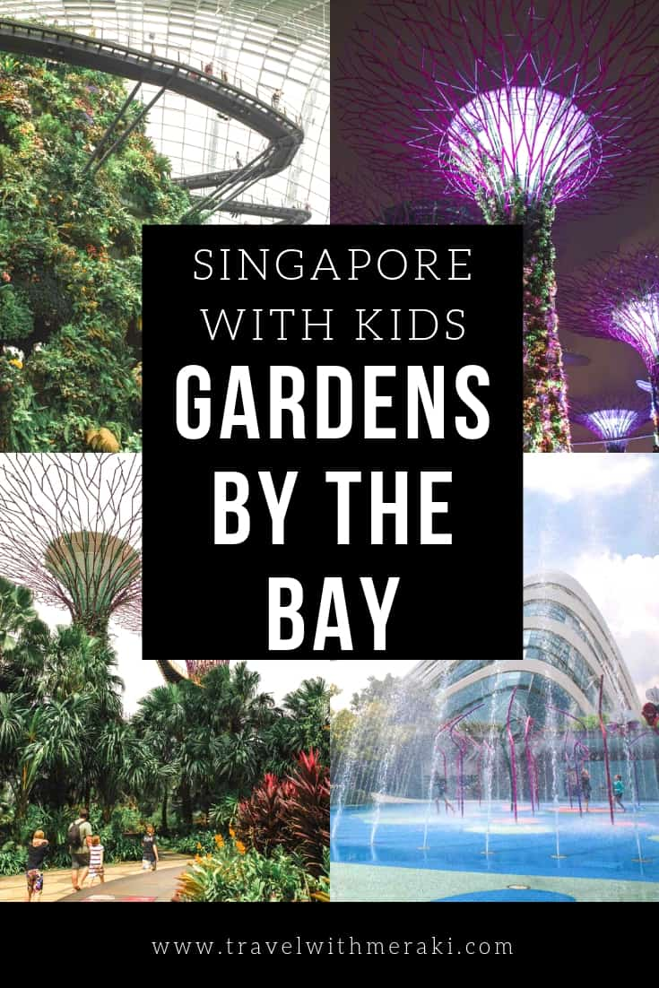 Gardens By The Bay With Kids