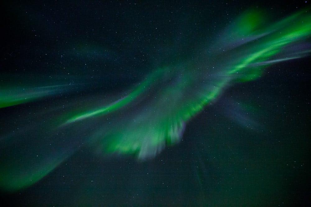 Aurora Bolealis photography tips