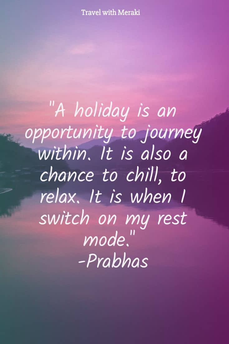 Holiday Journey Quote