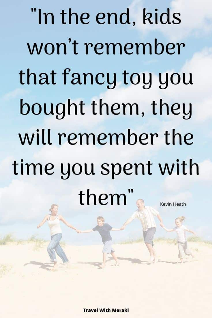 Quotes About Travel With Kids