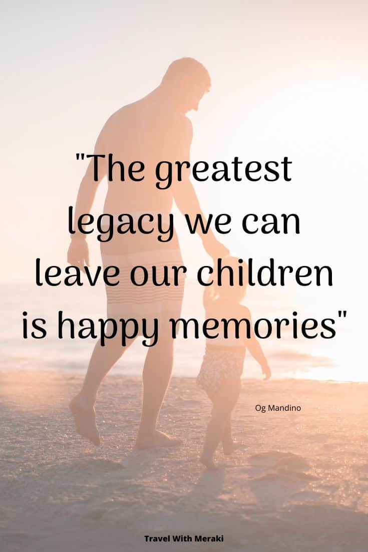 Children Travel Quotes