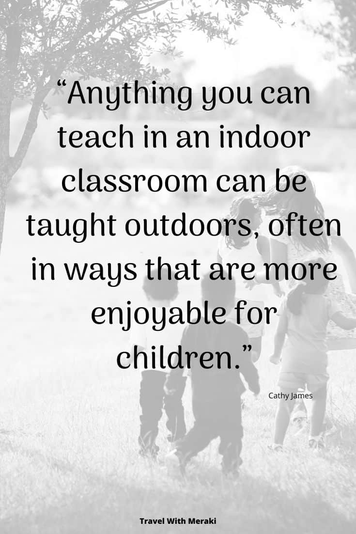Teaching children quote