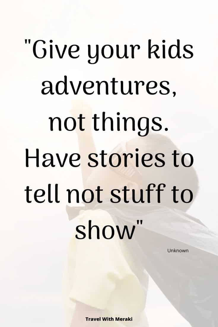 Kids adventure quotes