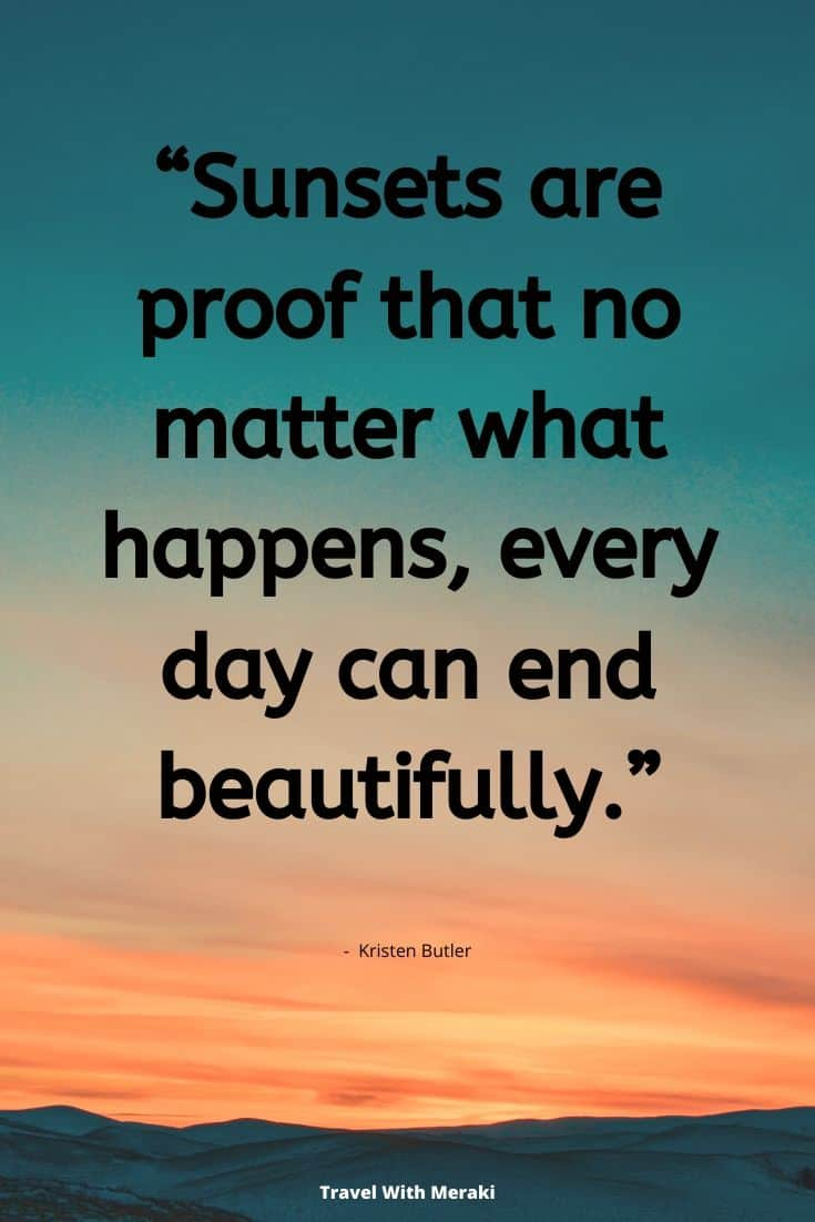 Quote About the beauty in each day